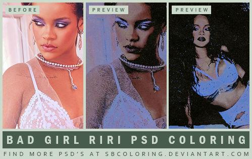 Bad Girl Riri