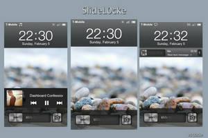 MIUI Lockscreen: SlideL0cke v3 by jpool81