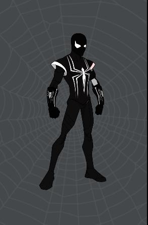 Venom male reader x RWBY part 5 black spider by miragemc1 on DeviantArt