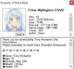 Trina Wylington Star Constellation [Discontinued]