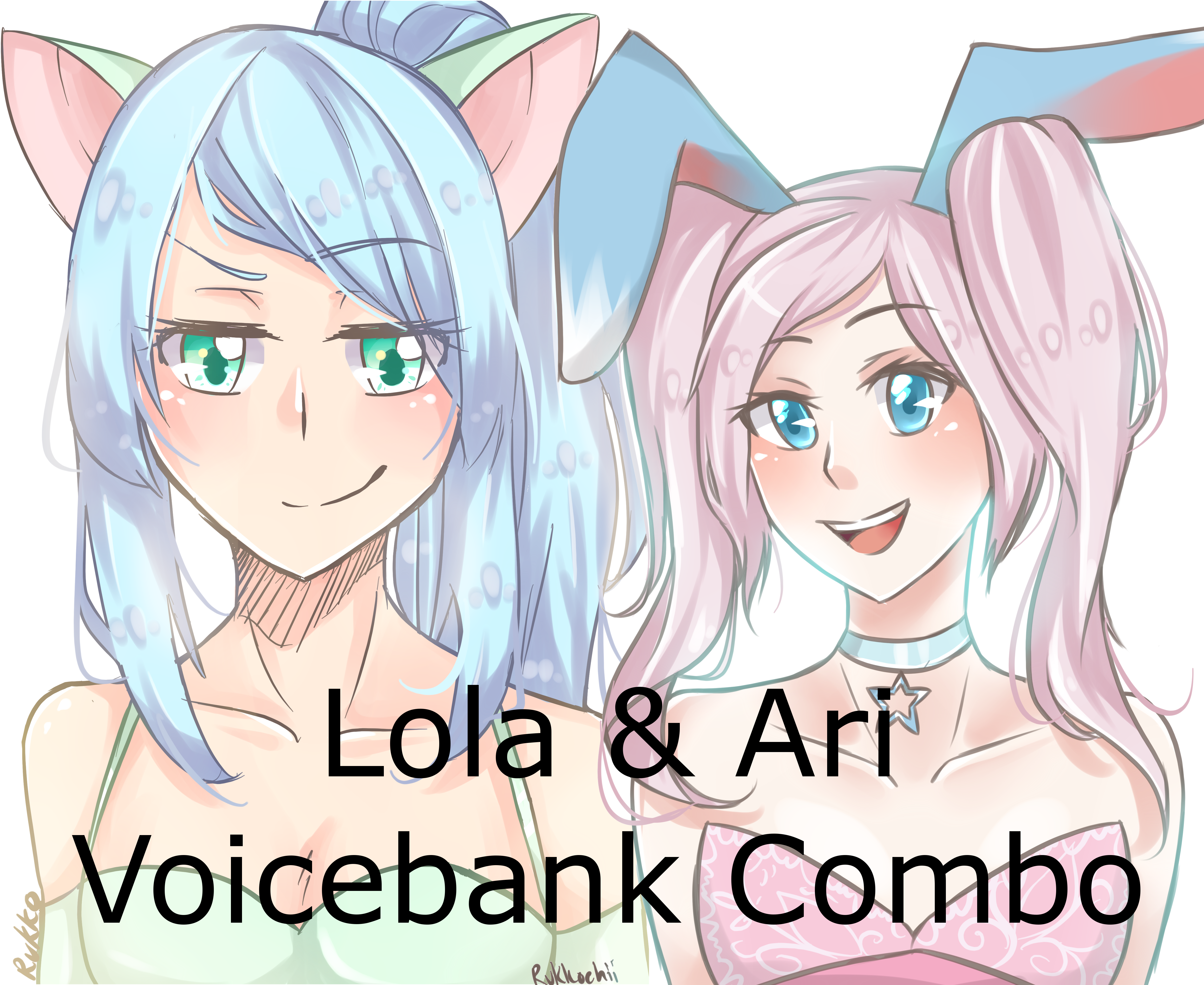 Lola and Ari Voicebank Combo DL [Discontinued]