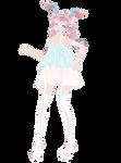 Ari Lambert Floral Princess [Model DL]