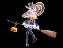 Ari Lambert Witchling [Model DL] by Starlight-Enterprise