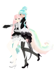 [MMD Download] Trina and Choo [Classy Gals]