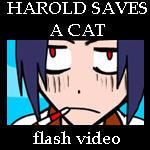 Gloom - Harold Saves a Cat