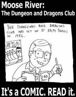 Moose River - The DnD Club by nick15