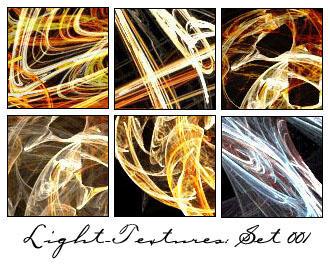 Light Texture - Set 001 by CrownKill