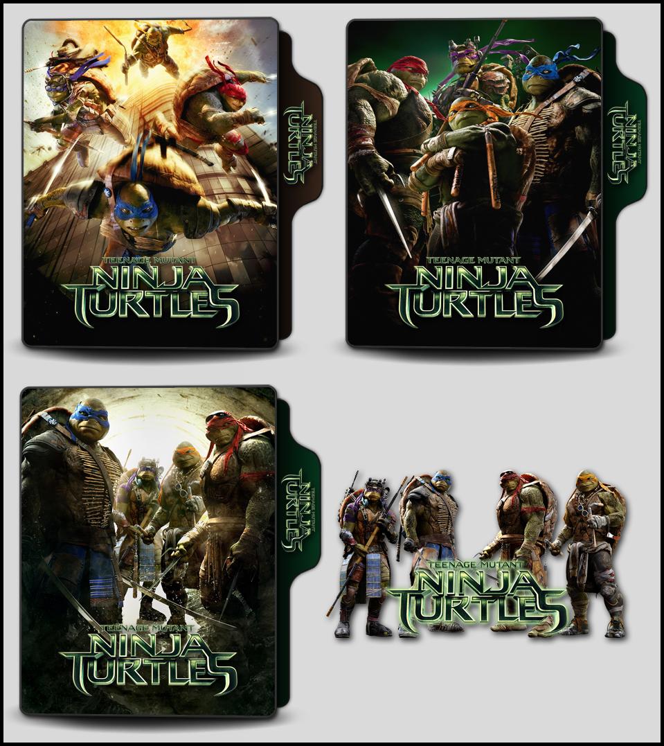 Teenage Mutant Ninja Turtles 2014 Folder Icons By Onlystylematters On Deviantart