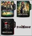 Pirates of the Caribbean 4 (2011) Folder Icons