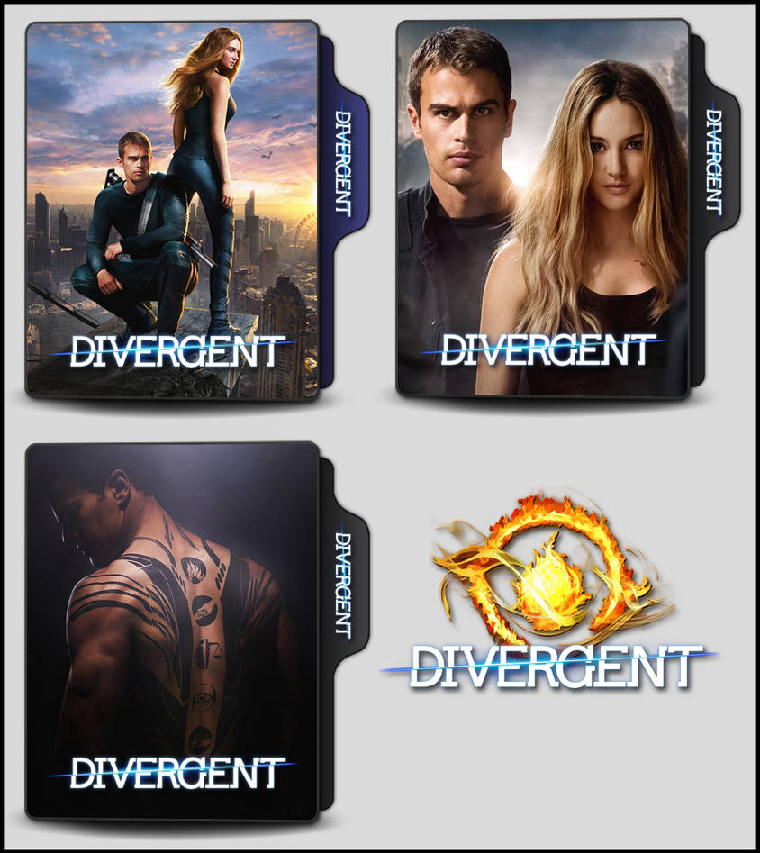 Divergent 2014 Folder Icons By Onlystylematters On Deviantart