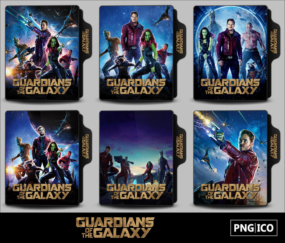 Guardians Of The Galaxy Icon 23899 Trendnet