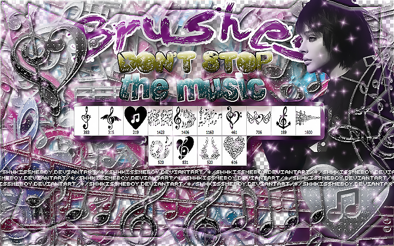 | Don't Stop The Music | Brushes |