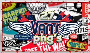 Vans 27 Pngs