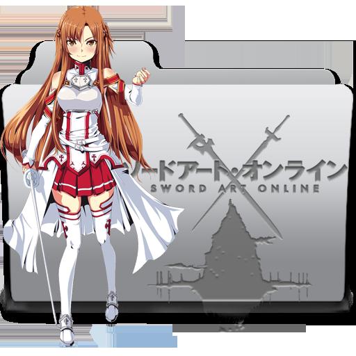 Anime Folder Icon V2 By Kuryomikadi On