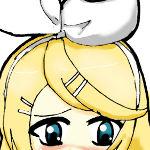 Vocaloid: Rin Dating Sim Scrn
