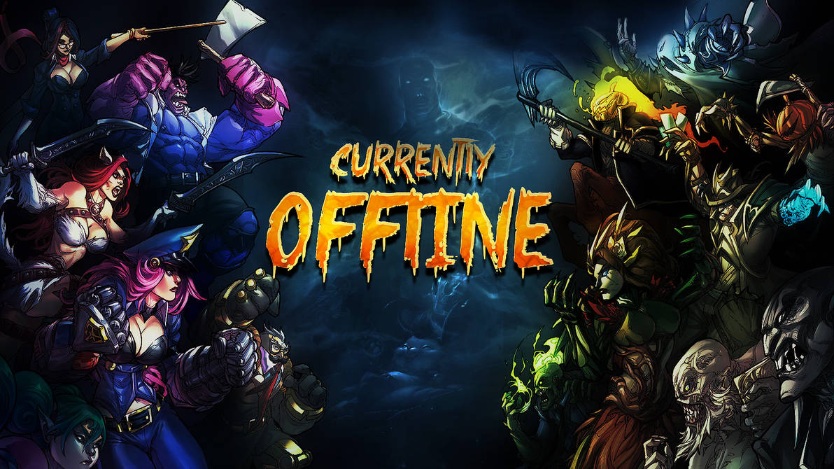 Free Halloween Offline Wallpaper By Lol Overlay On Deviantart