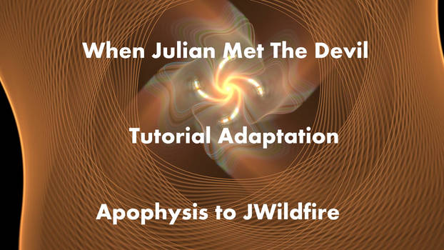 When Julian Met The Devil