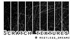 10 scratch textures