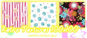 Retro Textures: 100x100