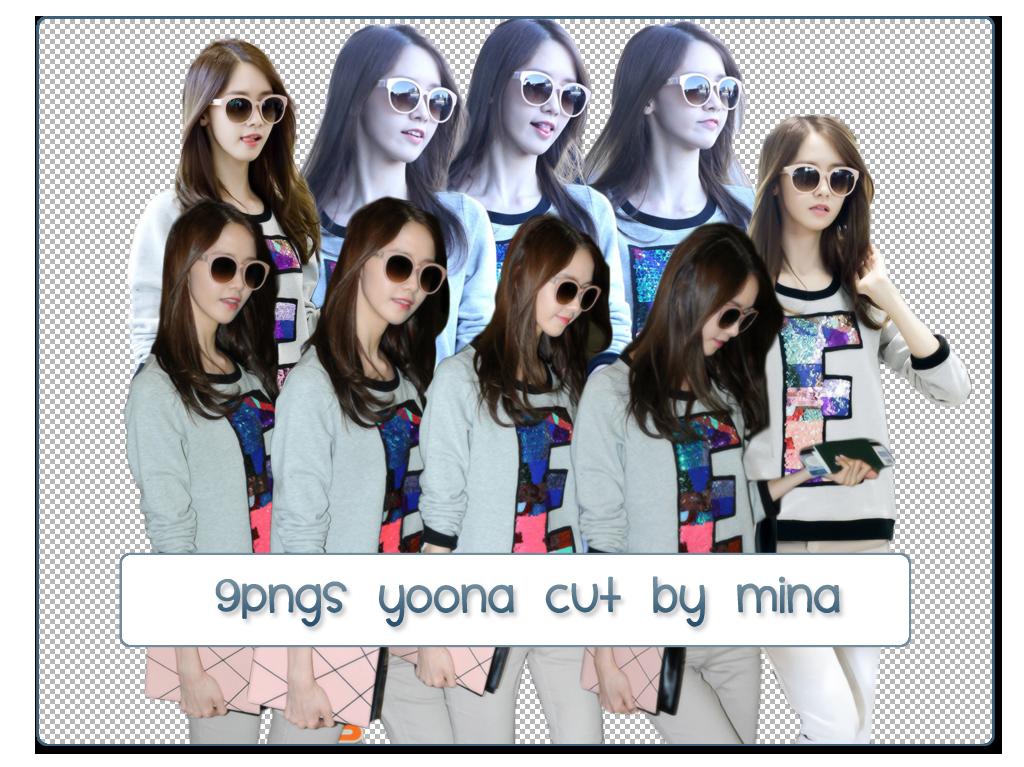 Pack PNGs Yoona #1 by KangJunMiNa