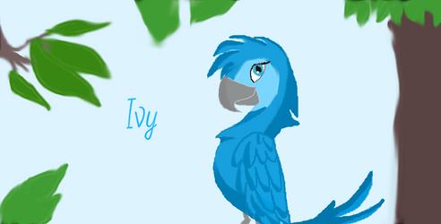 Ivy: My rio OC