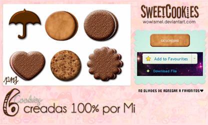 SweetCookies' png by WowisMel