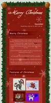 Journal CSS Christmas