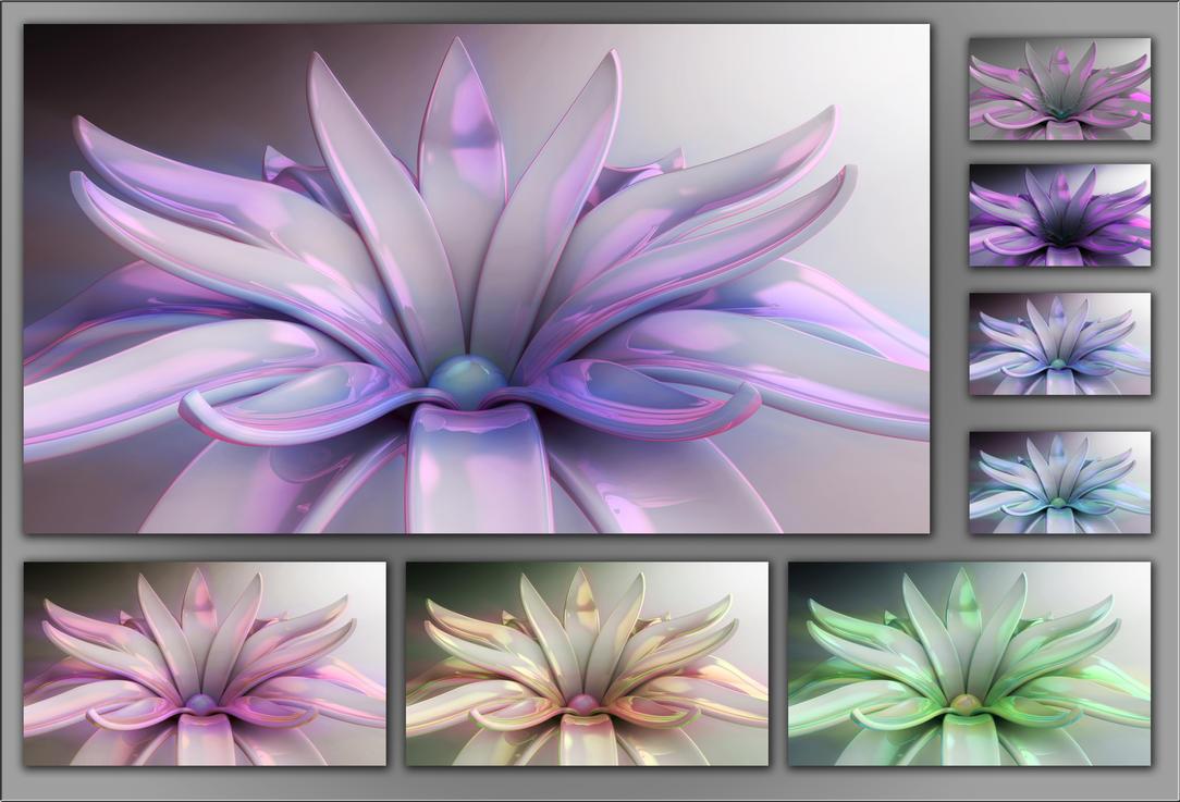 flower 1 by xylomon