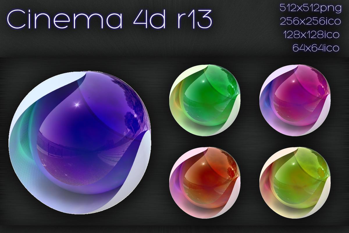 Cinema 4d r13 by xylomon