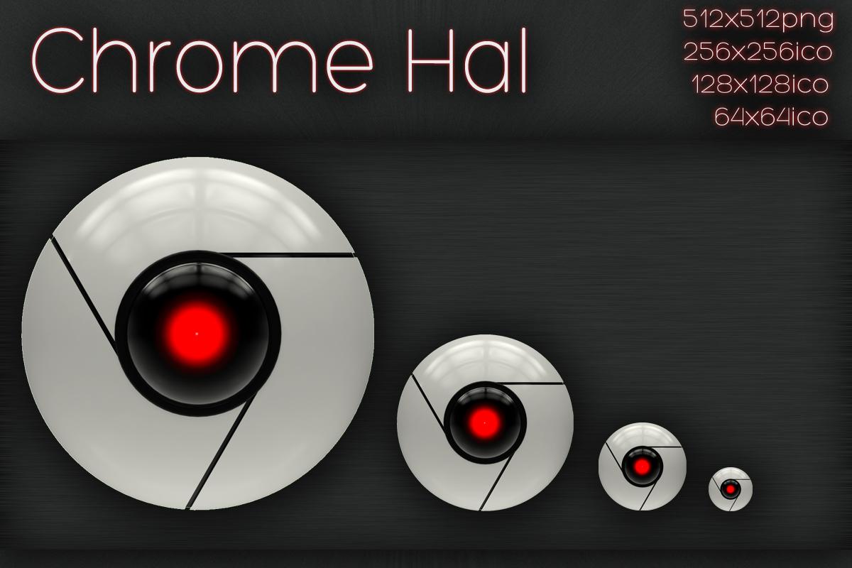Google Chrome Hal
