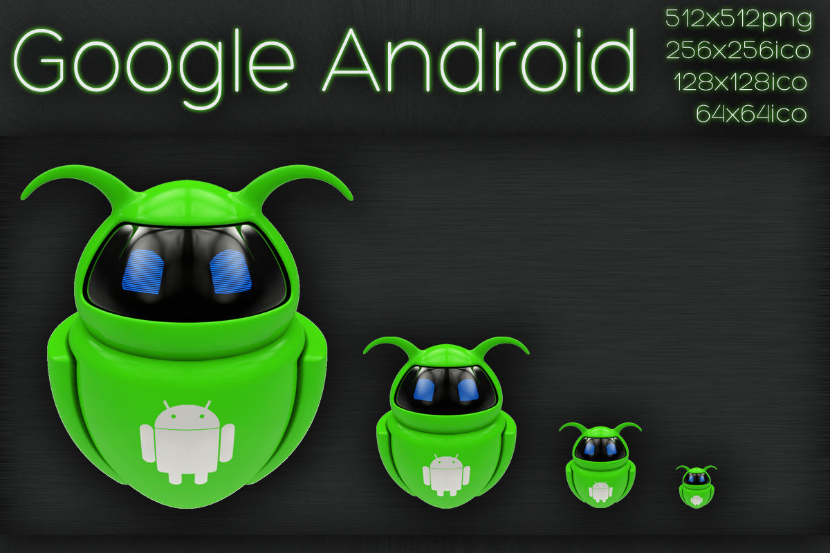 Google Android by xylomon