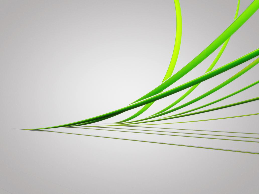 green stripes by xylomon