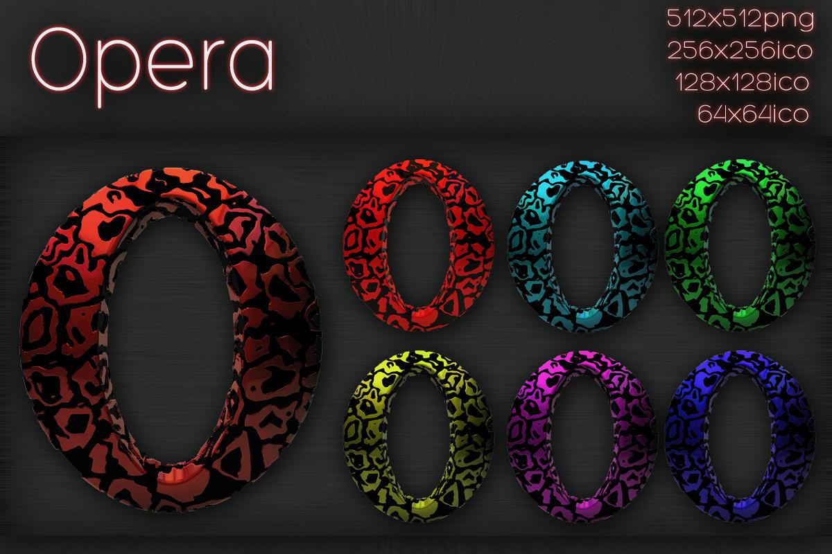 Opera by xylomon