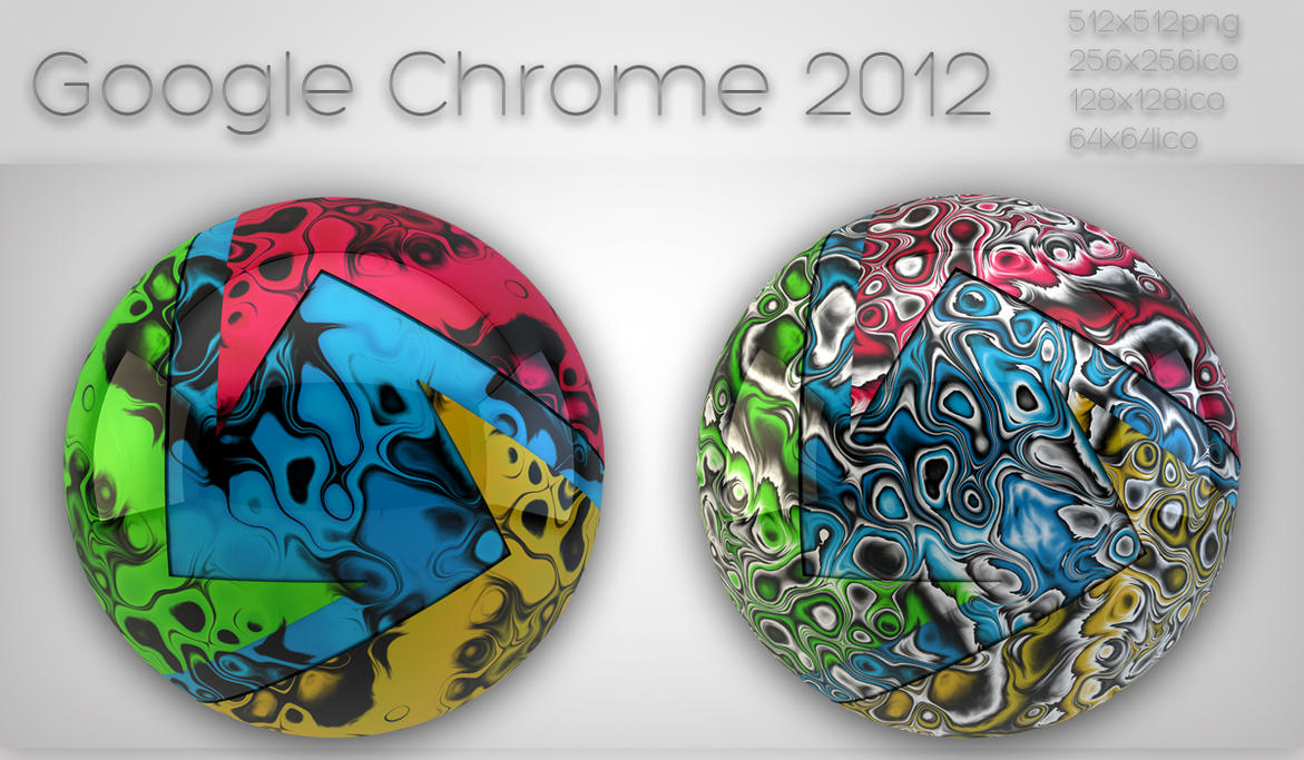 Google Chrome 2012 by xylomon