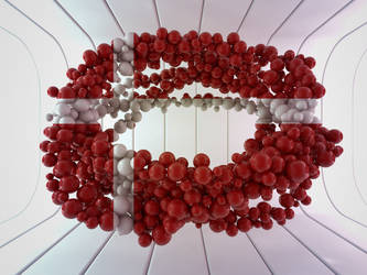 Danish Flag by xylomon