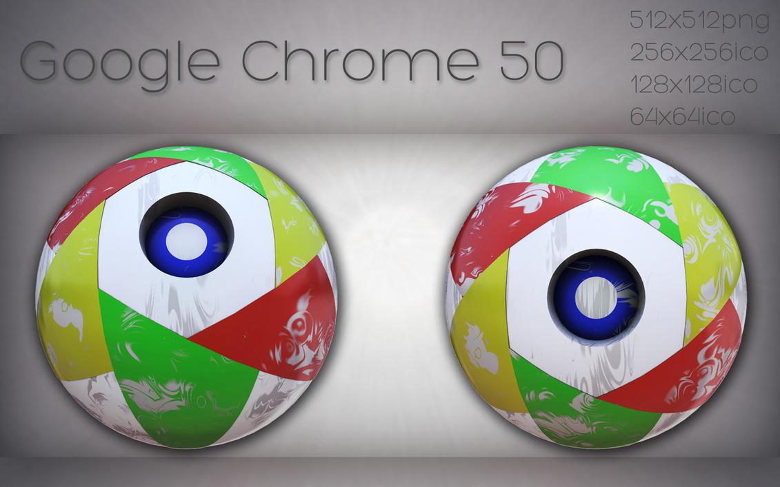 google chrome 50 by xylomon