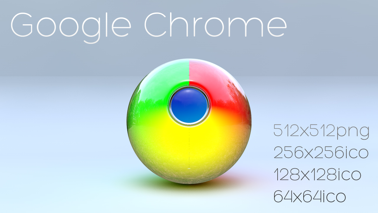 Google Chrome 66 by xylomon