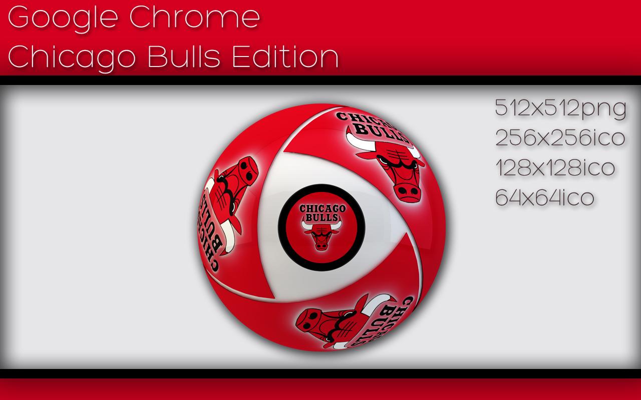 Google Chrome Chicago Bulls Edition by xylomon