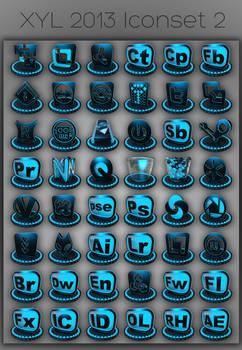 XYL 2013 Iconset 2