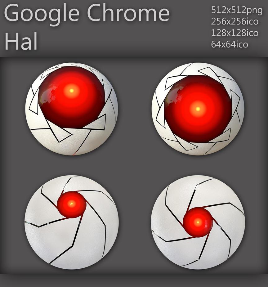 google chrome hal by xylomon