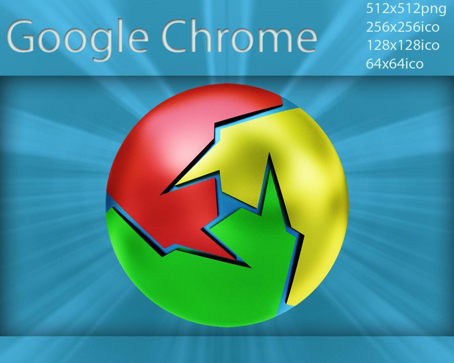 Google Chrome by xylomon