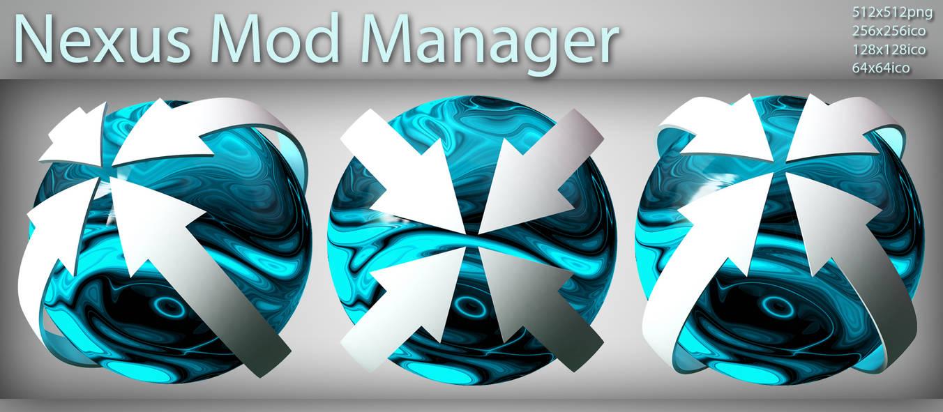 Nexus Mod Manager by xylomon on DeviantArt