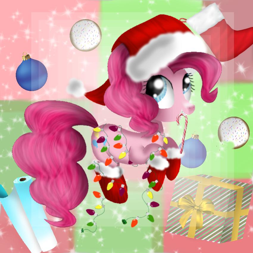 A Very Pinkie Christmas