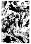 JusticeLeague36pg06 Superman and Batman