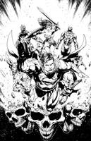 JL 39 Cover by jayfabs