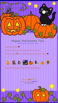 Free Halloween Journal Skin