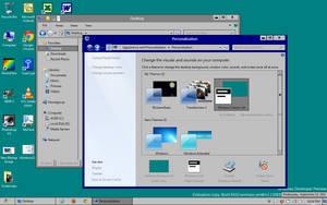 Windows Classic-ish W8DP