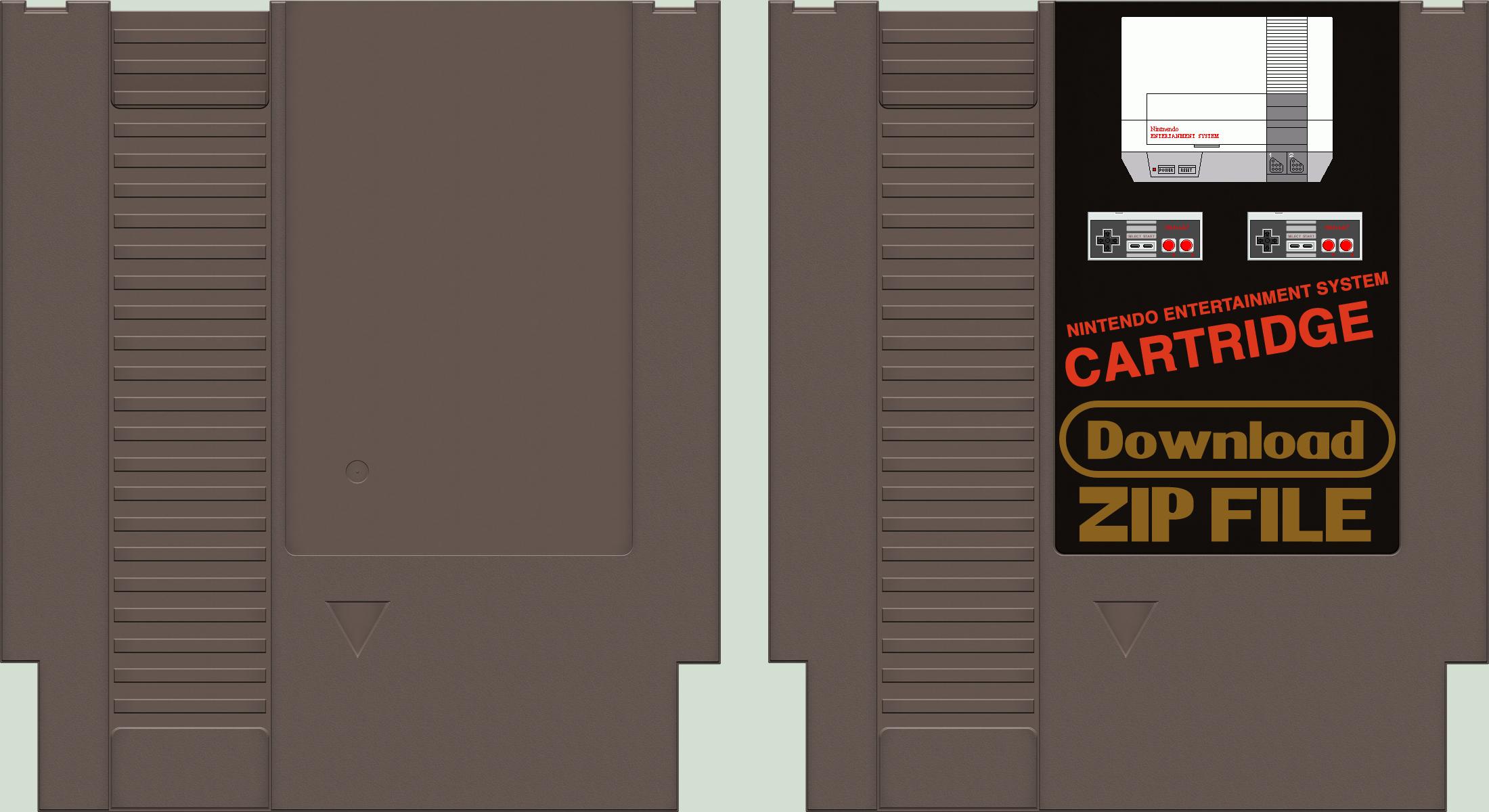 NES Cartridge by BLUEamnesiac on DeviantArt