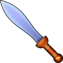 ALBW Forgotten Sword Cursor by BLUEamnesiac