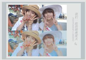 Summer_girls_PSD by Heeno1024
